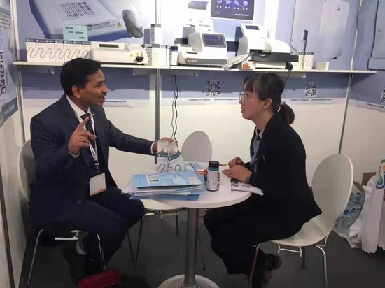 BIOWAY successfully exhibited at 2019 MEDICA