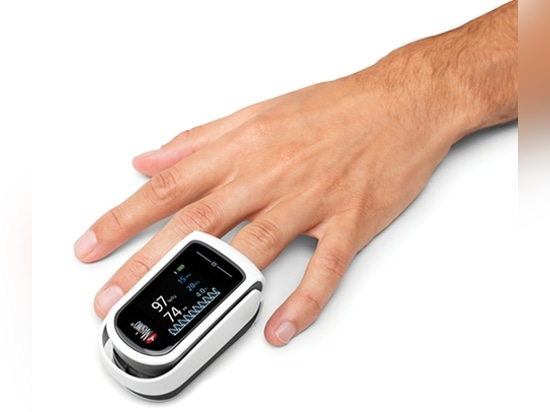 FDA Clears First Pulse Oximeter to Measure Breathing Rate