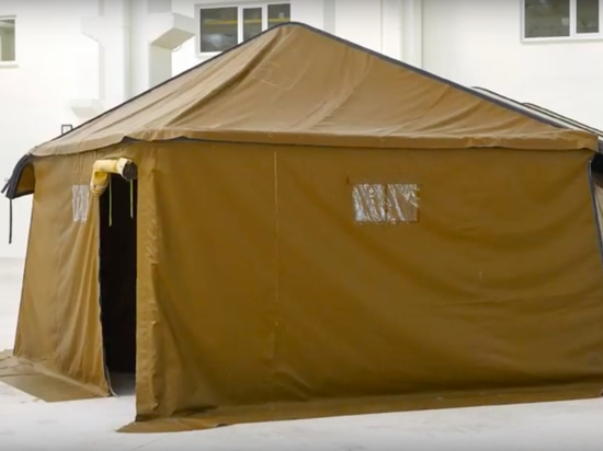 Hospital Tent For General Examination