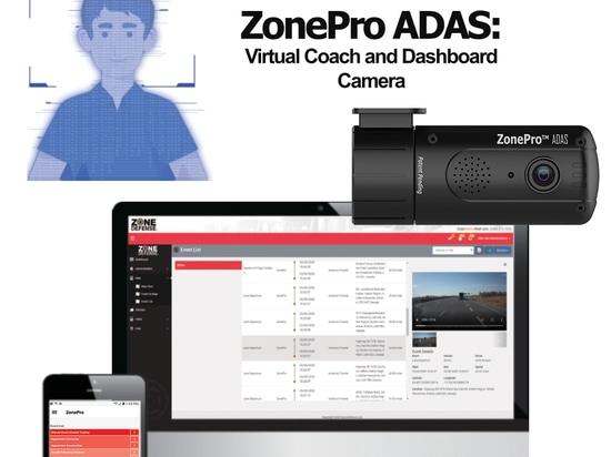 Zone Defense Launches AI Virtual Coach Safety Camera