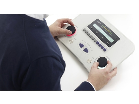 Amplivox releases two-channel diagnostic audiometer