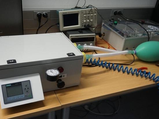 Spanish Researchers Develop New Ventilator amid Pandemic