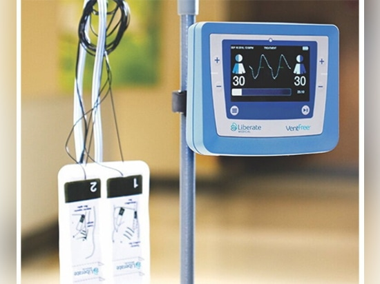 VentFree Respiratory Muscle Stimulator Gets FDA Emergency OK for COVID-19