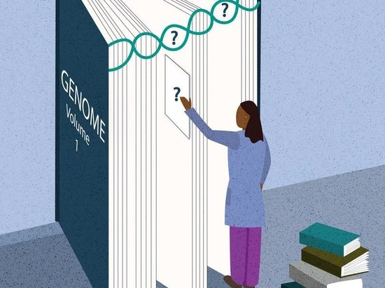 The book analogy is a popular way of explaining genome changes. If the human genome is considered a book, a new NIST-developed benchmark will help scientists better detect large chapters that are m...