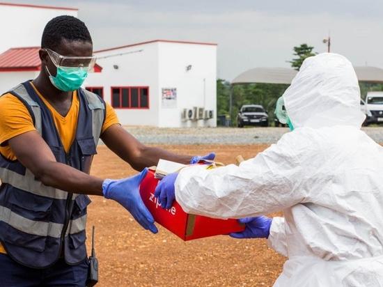 Zipline is delivering COVID-19 test samples in Ghana.