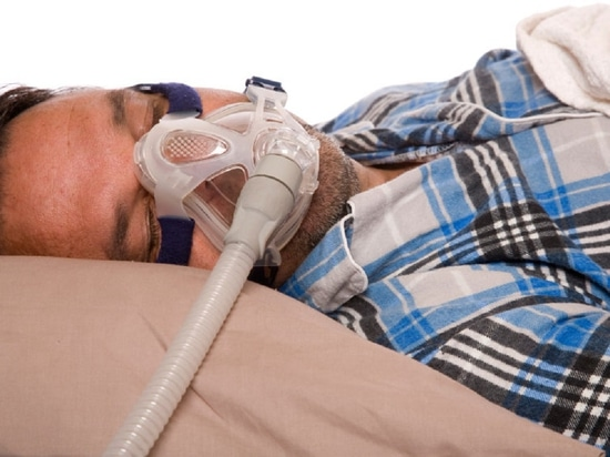 Nasal ventilation mask for sleep apnea