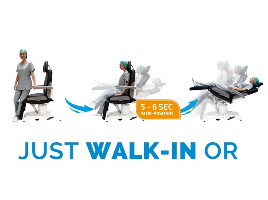 just walk-in OR - 500 ECO