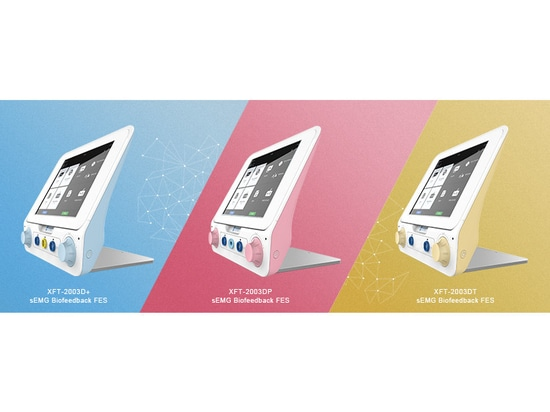 New Arrivals -- sEMG Biofeedback FES Series