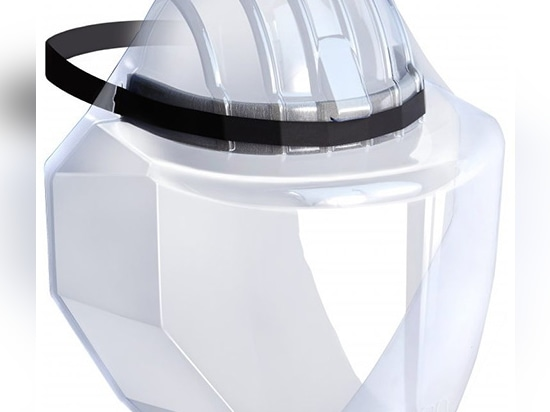 TrueHero Extreme Coverage Face Shield