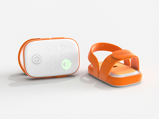 THIS LOW-COST BABY HEALTH MONITOR IS DESIGNED TO MAKE BABY'S HEALTHCARE EASY FOR NEW PARENTS!