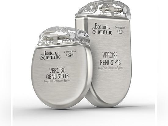Vercise Genus Deep Brain Stimulation for Parkinson's FDA Approved