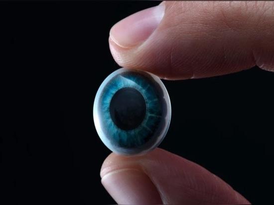 Bionic contact lens