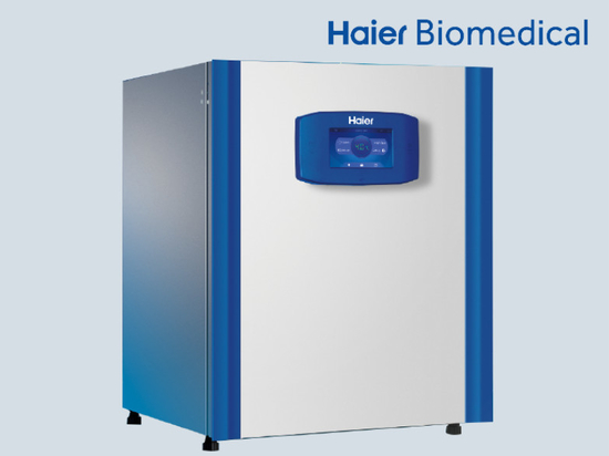 Safe Cell Culture. New CO2 Incubator with Dry Heat Sterilisation