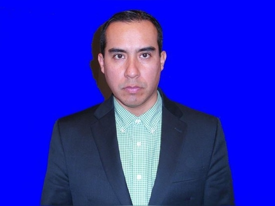 Victor Padilla-Sanchez, research scientist at The Catholic University of America.