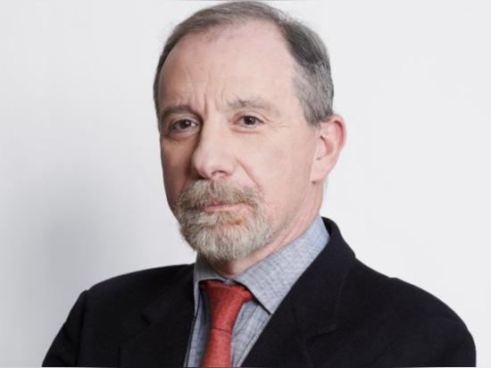 Lead author Prof. Enrico Gherlone.