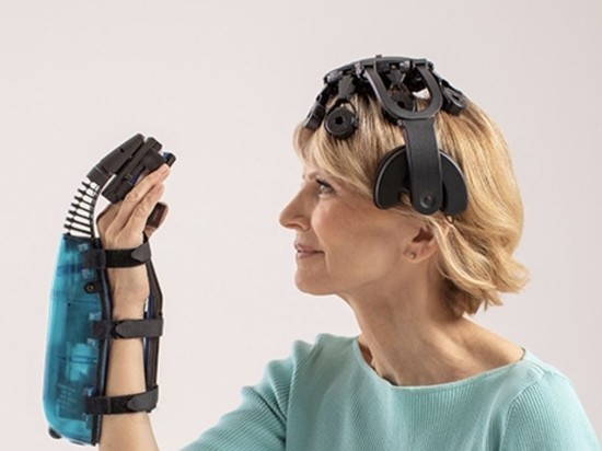 First Brain-Computer Robotic Stroke Rehab System Authorized by FDA