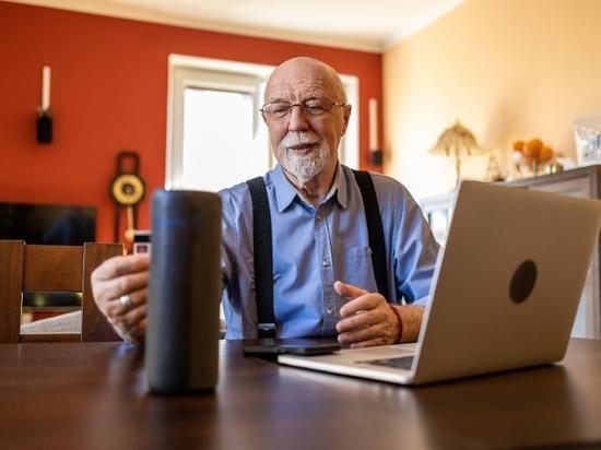 Study Observes Elderly and Smart Technology