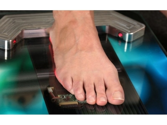 Measuring the pressure distribution under the bottom of the foot is probably the most common use of a scanning procedure in orthopedics.