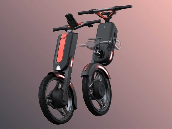 the battery-powered add-on is able to transform a wheelchair into an electric vehicle