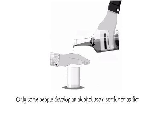 Brain Biomarker Predicts Compulsive Drinking