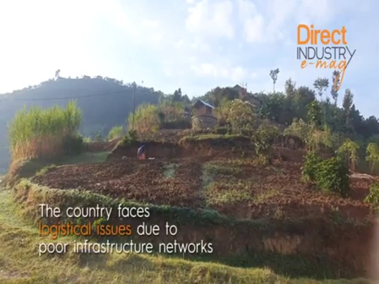Watch our video from Rwanda