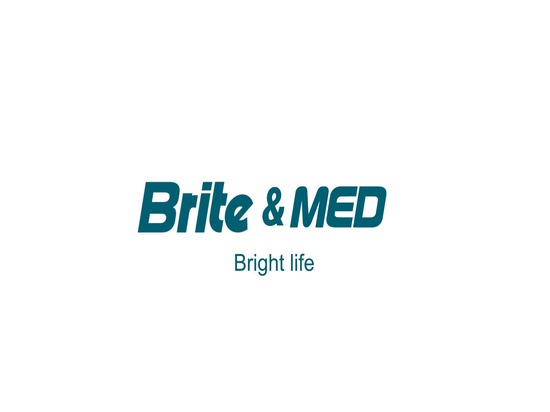 BriteMED Company Introduction