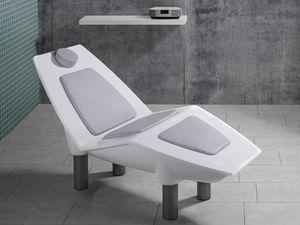 背もたれが温まる休息用椅子
