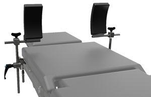 肩サポート / 手術台 / 調節可能