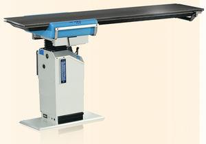 X線透視手術台用テーブル