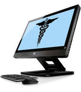 医療コンピューターワークステーション / 遠隔治療