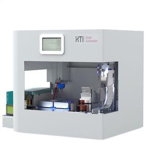 管の取り扱いよう研究室用オートマトン