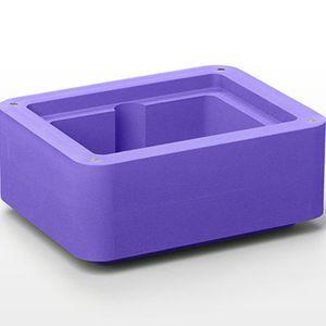 遠心分離機チューブ冷凍ボックス用実験用ラック / 冷却