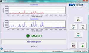 検査ソフト / 分析 / リポーティング用 / 分光測定