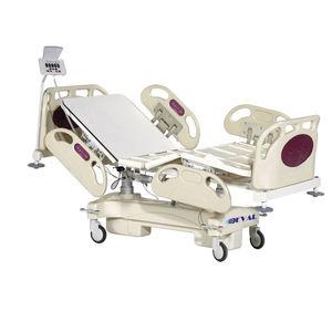 集中治療用ベッド / 医療 / 電動 / 高さ調節可能