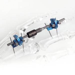 中手指節間関節外部固定システム / 筒状 / 小児