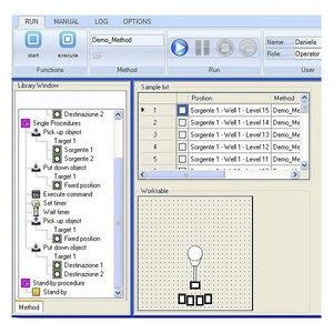 研究室オートメーション用ソフト