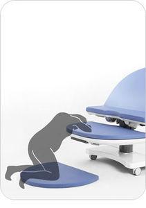 分娩用ベッド / 電動 / トレンデレンブルグ体位 / 高さ調節可能