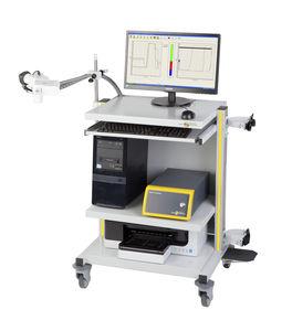DLCO測定機能付きPFTシステム