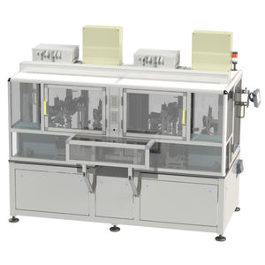 光学レンズ検査システム