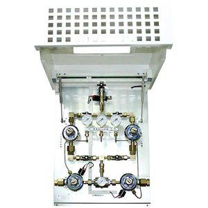 酸素ボンベ付医療用ガス分配ユニット