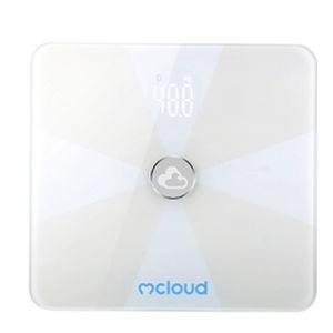 生体インピーダンス方式体組成計 / 脂肪量を測定用 / デジタルディスプレイ付き / 携帯用