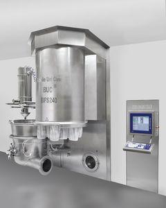 流動層造粒機 / 製薬産業 / 乾燥機 / コーティングシステム