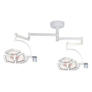 天井取付け無影灯 / モジュール式 / LED / 制御パネル付き