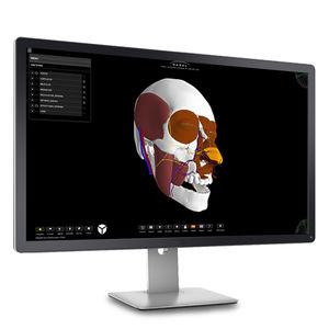 分析ソフト / 3D ヴィジュアリゼーション / 実習用 / ビデオ録画用