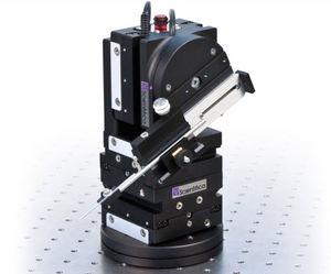 モーター式マイクロマニピュレーター