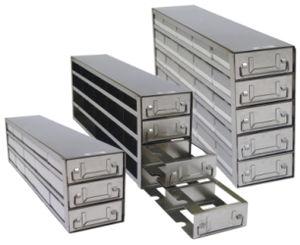 冷凍ボックス用実験用ラック / 研究室用冷凍庫用