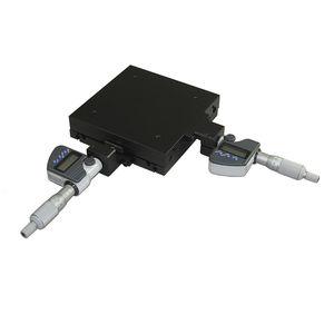 顕微鏡スライドテーブル