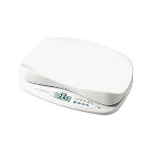 電子乳児用体重計 / 幼児 / デジタルディスプレイ付き / 台用