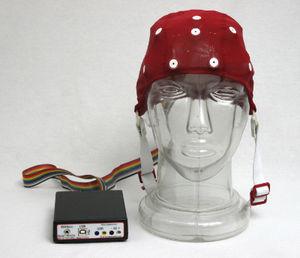 24チャネル脳波計