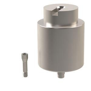 チタン製インプラントアバットメント